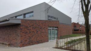 Sporthalle in Lingen-Bramsche eingeweiht