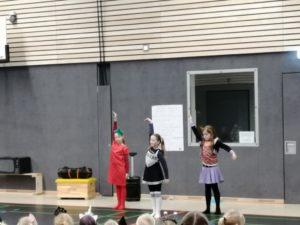 Karneval in der Sonnenschule Bramsche