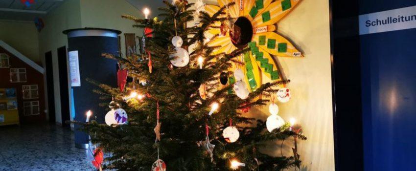 Weihnachtsbaumspende