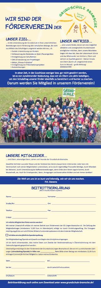 Förderverein Grundschule Bramsche